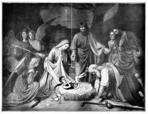 23. Sofsof à la Nativité