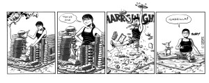 Sofsof et Godzilla