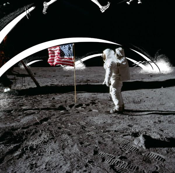 Sofsof sur la Lune