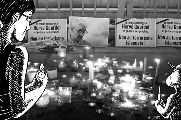 Hommage à Hervé Gourdel